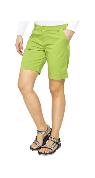 "Patagonia Stretch All-Wear Shorts Women 8"" Supply Green"